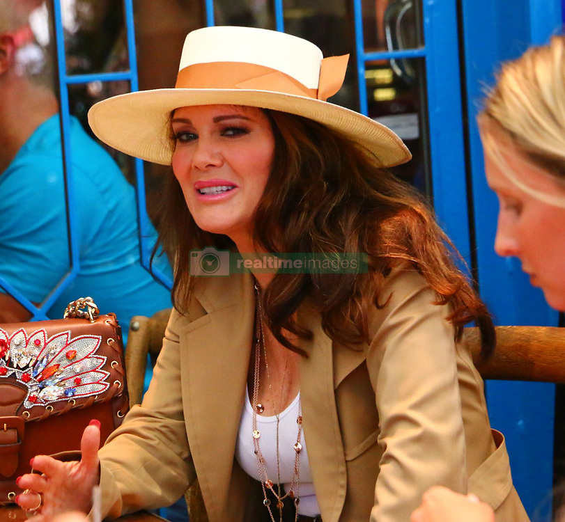 Reality TV Star and entrepreneur Lisa Vanderpump and Vanderpump Dogs gets swamped with charity donations on World Dog Day. 25 Jun 2017 Pictured: Lisa Vanderpump. Photo credit: KAT / MEGA TheMegaAgency.com +1 888 505 6342