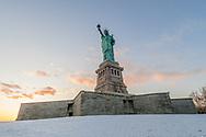Statue Of Liberty National Monument , NYC, NY, NJ