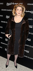 Actress CATHERINE DENEUVE at a special Grand Classic screening of Place Vendome to celebrate Catherine Deneuve as MAC Beauty Icon 3 held at The Elecric Cinema, Portobello Road, London W11 on 30th January 2006.<br /><br />NON EXCLUSIVE - WORLD RIGHTS