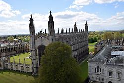 Kings College Chapel, University of Cambridge
