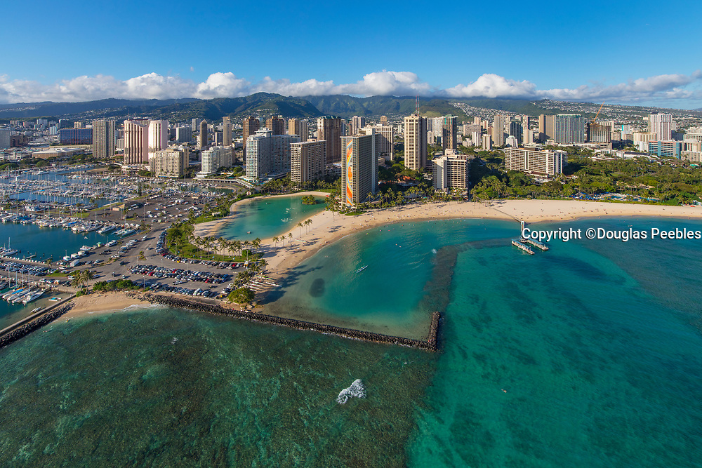 Waikiki, Honolulu, Oahu, Hawaii