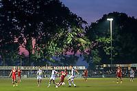 LIENDEN - 21-09-2016, FC Lienden - AZ, Sportpark de Abdijhof,