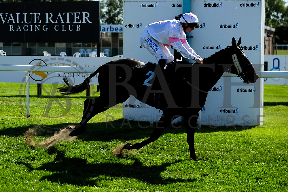Wiff Waff ridden by Fergus Sweeney and trained by Chris Gordon in the Sds Intellistorm Handicap race.  - Ryan Hiscott/JMP - 14/09/2019 - PR - Bath Racecourse - Bath, England - Race Meeting at Bath Racecourse
