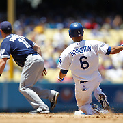 2012 MLB Padres at Dodgers