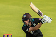 6 Jun 2018 - Surrey v Glamorgan in the Royal London One-Day Cup at The Oval, London