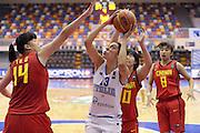 Cile 30/07/2011<br /> Campionato Mondiale Femminile U19<br /> Italia-Cina<br /> nella foto: Alessandra Formica<br /> foto ciamillo-castoria
