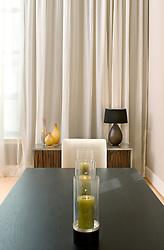 2109 10th Street, NW loft apartment Washington DC Dining Room
