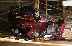 Auckland-Woman seriously injured in Onehunga car crash