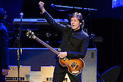 Paul McCartney performing live in St. Louis at the Scottrade Center on the On The Run Tour on November 11, 2012.