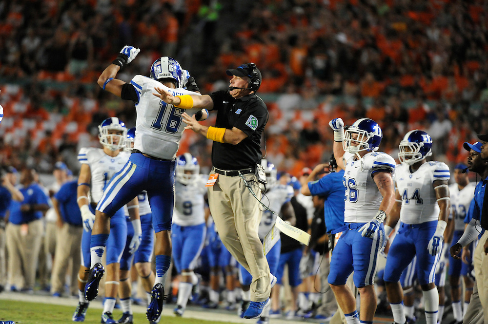 2014 Duke University Football @ Miami