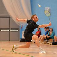 Warwickshie Restricted Badminton - 2019