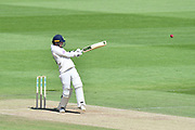 Brad Taylor of Hampshire batting during the Specsavers County Champ Div 1 match between Hampshire County Cricket Club and Surrey County Cricket Club at the Ageas Bowl, Southampton, United Kingdom on 11 June 2018. Picture by Graham Hunt.