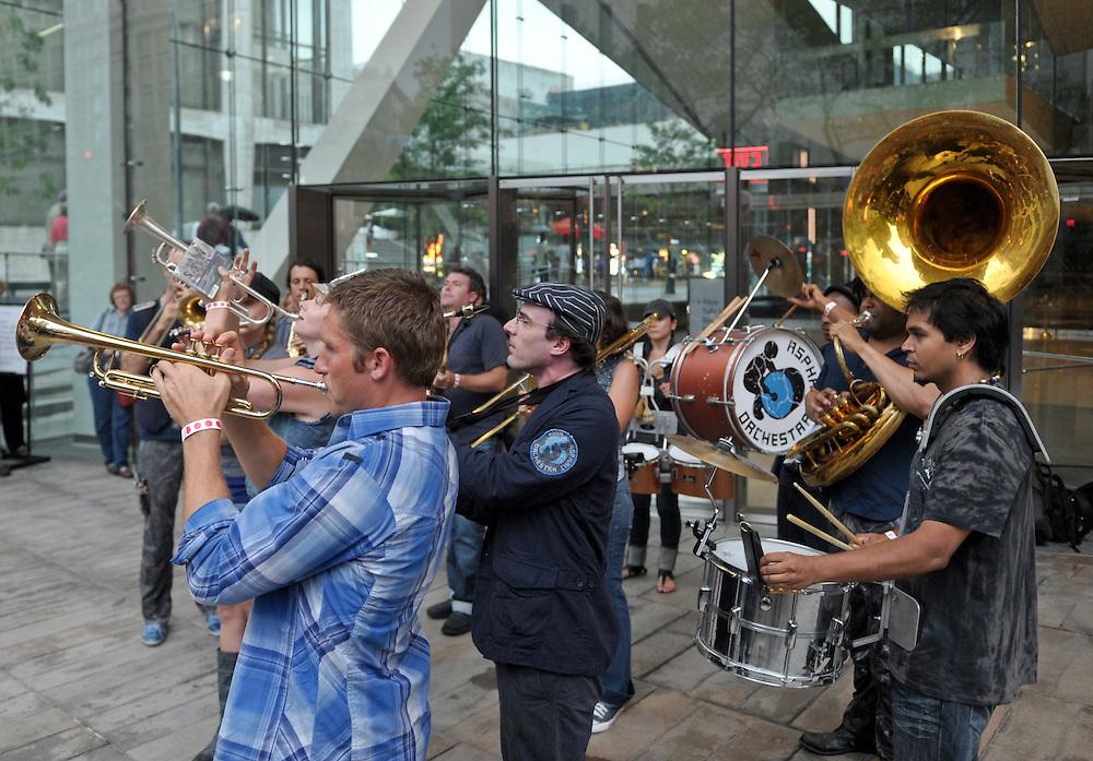 The Asphalt Orchestra (2011)