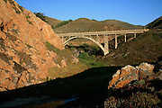 Garrapata Bridge, Big Sur Carmel, California<br />