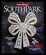 SouthPark Magazine. Luxury gifts.<br />