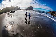 USA-Oregon-Harris Beach
