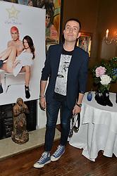NICK GRIMSHAW at a dinner for JF London x Kyle DeVolle held at Beach Blanket Babylon, Ledbury Road, London on 29th September 2016.