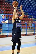 DESCRIZIONE : Porto San Giorgio PreCampionato Lega A 2015-16 Auxilium Cus Torino Enel Brindisi GIOCATORE : Bruno Mascolo<br /> CATEGORIA : Tiro PreGame Riscaldamento<br /> SQUADRA : Auxilium Cus Torino<br /> EVENTO :  PreCampionato Lega A 2015-16<br /> GARA : Auxilium Cus Torino Enel Brindisi<br /> DATA : 04/09/2015<br /> SPORT : Pallacanestro <br /> AUTORE : Agenzia Ciamillo-Castoria/A.Giberti<br /> Galleria :  Campionato Lega A 2015-16  <br /> Fotonotizia :  Auxilium Cus Torino Enel Brindisi<br /> Predefinita :