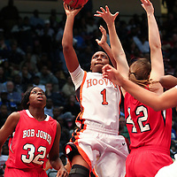 Hoover vs Bob Jones Basketball Championship