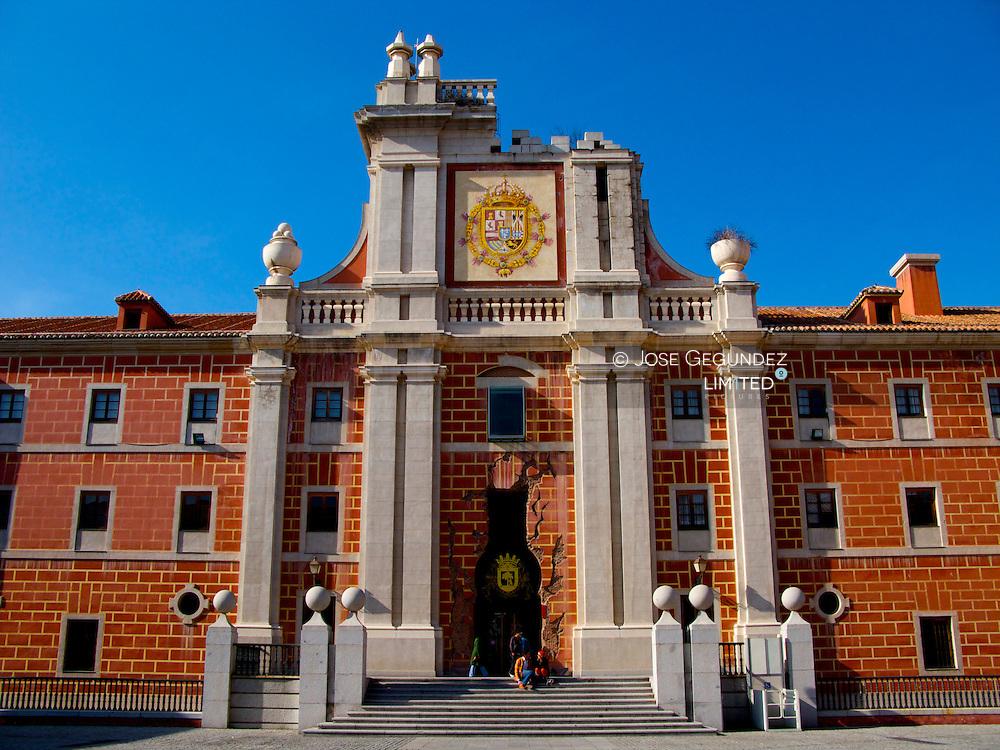 Madrid. Centro Cultural Conde Duque