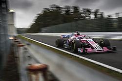 October 6, 2018 - Suzuka, Japan - Motorsports: FIA Formula One World Championship 2018, Grand Prix of Japan, .World Championship 2018 Grand Prix Japan#11 Sergio Perez (MEX, Sahara Force India F1 Team) (Credit Image: © Hoch Zwei via ZUMA Wire)