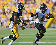 NCAA Football - Northern Illinois at Iowa - August 31, 2013