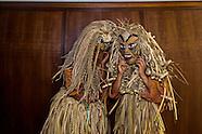 Mah Meri man : woodcarving master