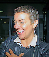 Sheridan Smith, Celebrity sightings in London, 20 September 2014, Photo by Mike Webster