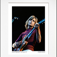 Justin Hayward- An affordable archival quality matted print ready for framing at home.<br />