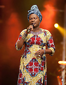 Angélique Kidjo Cambridge Folk Festival 29th July 2012