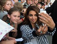 Tal à Bruxelles avec ses fans après le concert