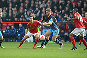 Sheffield Wednesday defender Tom Lees during the Sky Bet Championship match between Nottingham Forest and Sheffield Wednesday at the City Ground, Nottingham, England on 12 March 2016. Photo by Jon Hobley.