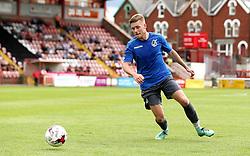 Bristol Rovers Trialist Jordan Evans takes part in the preseason friendly against Exeter City - Mandatory by-line: Robbie Stephenson/JMP - 16/07/2016 - FOOTBALL - St James Park - Exeter, England - Exeter City v Bristol Rovers - Pre-season friendly