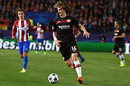 Atlético de Madrid vs Bayern Leverkusen 15 Mar 2017