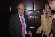 Michael  Howard. Conservative fund raising dinner hosted  by Marco Pierre White and Franki Dettori at  Frankie's. Knightsbridge. 17 January 2004. ONE TIME USE ONLY - DO NOT ARCHIVE  © Copyright Photograph by Dafydd Jones 66 Stockwell Park Rd. London SW9 0DA Tel 020 7733 0108 www.dafjones.com