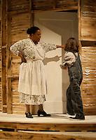 Winni Playhouse dress rehearsal for the production of To Kill A Mockingbird  February 8, 2012.