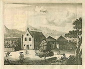 Ceylon - Old prints from Dutch Period