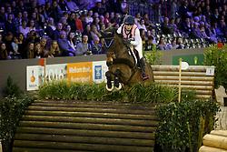 Van Roekel Nienke, (NED), Sagnol<br /> Indoor Brabant - 's Hertogenbosch 2016<br /> © Hippo Foto - Dirk Caremans<br /> 10/03/16
