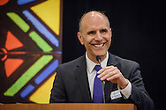 Dr. George Delgado, the medical director of the Abortion Pill Reversal program and the associate medical director of The Elizabeth Hospice, speaks during the 2017 LCMS Life Conference on Saturday, Jan. 28, 2017, in Arlington, Va. LCMS Communications/Erik M. Lunsford