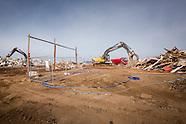 Plemont demolition