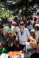 Fred Hollows Foundation Trachoma Program mass drug administration work in Ducha Gibe Jimma region of southern Ethiopia.