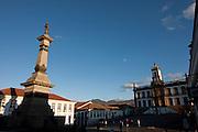 Ouro Preto_MG, Brasil...Praca Tiradentes e o museu da Inconfidencia em Ouro Preto, Minas Gerais...Tiradentes square and Inconfidencia museum in Ouro Preto, Minas Gerais...Foto: MARCUS DESIMONI / NITRO