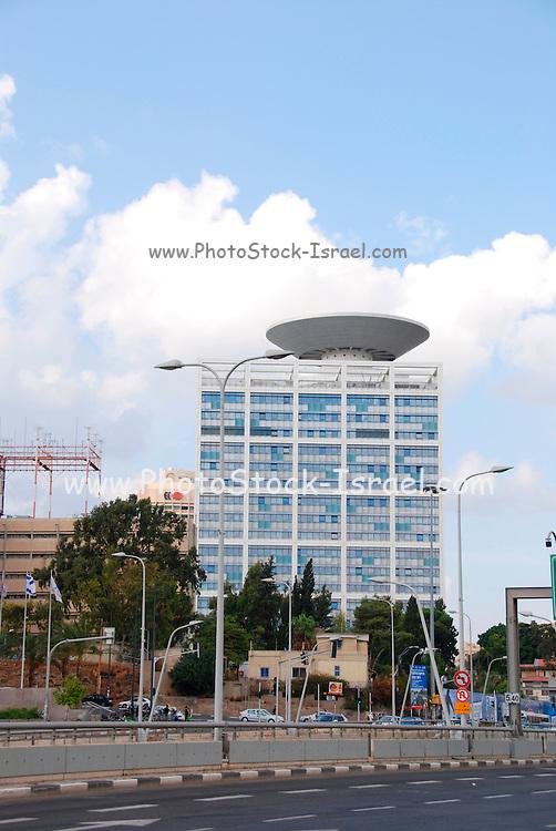Tel aviv, Israel, Modern high rise