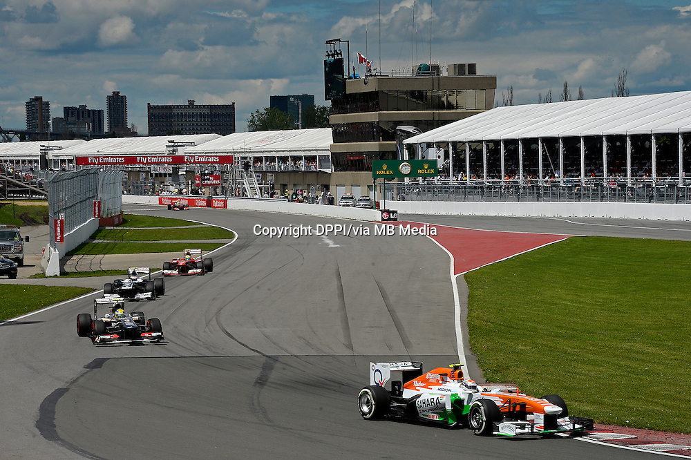 MOTORSPORT - F1 2013 - GRAND PRIX OF CANADA - MONTREAL (CAN) - 07 TO 09/06/2013 - PHOTO ERIC VARGIOLU / DPPI SUT