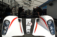 #6 Muscle Milk Aston Martin Racing Lola B08 62: Greg Pickett, Klaus Graff