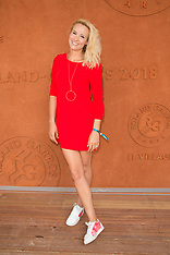 Roland Garros 2018, Celebrity Spottings, 28 May 2018