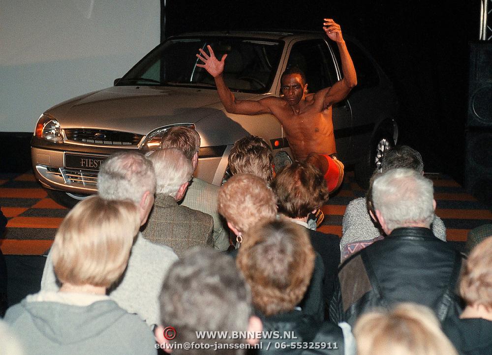 Presentatie nieuwe Ford Fiesta bij Ford Veltman Huizen