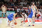 SPANGHERO MARCO<br /> The Flexx Pistoia - Enel Brindisi<br /> Lega Basket Serie A 2016/2017<br /> Pistoia 09/10/2016<br /> Foto Ciamillo-Castoria