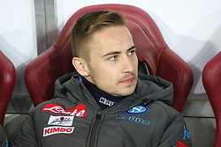 December 16, 2017 - Turin, Piedmont, Italy - Marko Rog (SSC Napoli) before the Serie A football match between Torino FC and SSC Napoli at Olympic Grande Torino Stadium on 16 December, 2017 in Turin, Italy. SSC Napoli win 3-1 over Torino FC. (Credit Image: © Massimiliano Ferraro/NurPhoto via ZUMA Press)