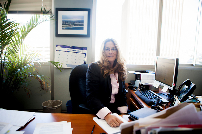 Stacey LoMedico is assistant chief operating officer of the City of San Diego.